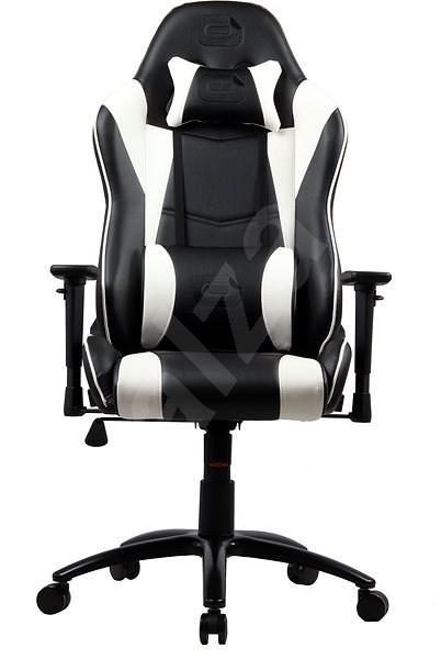 Odzu Chair Grand Prix White - Herní židle