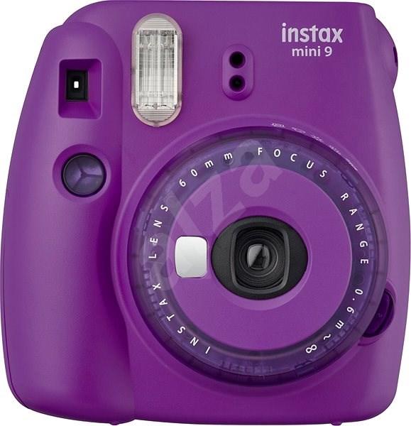 Fujifilm Instax Mini 9 fialový - Instantní fotoaparát