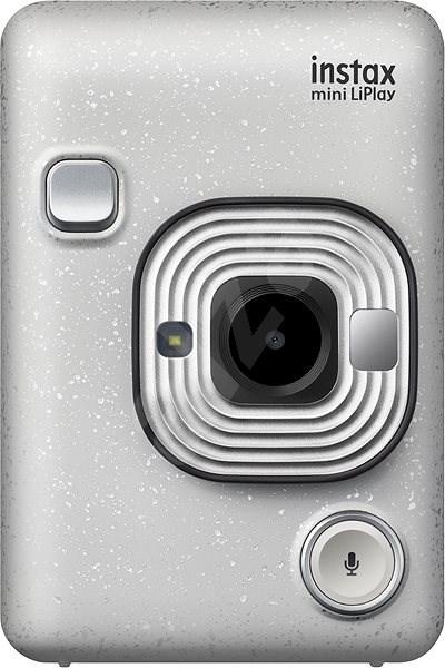 Fujifilm Instax Mini LiPlay bílý - Instantní fotoaparát