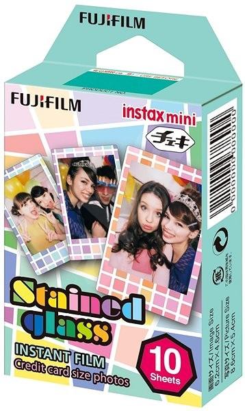 Fujifilm Instax mini Stained Glass WW1 - Fotopapír