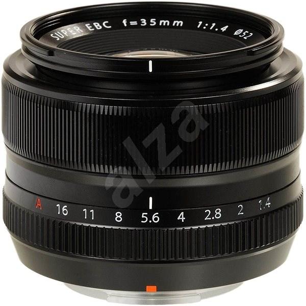 Fujifilm Fujinon XF 35mm f/1.4 R - Objektiv