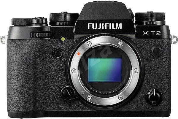 Fujifilm X-T2 tělo černý - Digitální fotoaparát