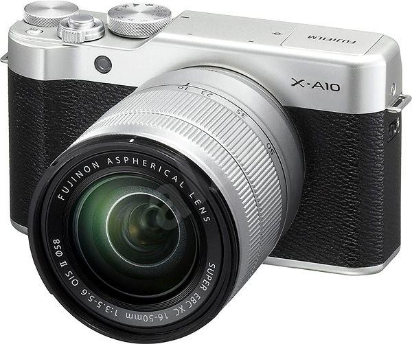 Fujifilm X-A10 + 16-50mm f/3.5-5.6 - Digitální fotoaparát