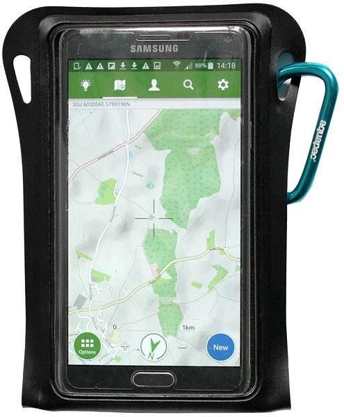 AQUAPAC 080 TrailProof Phone Case - Pouzdro na mobil
