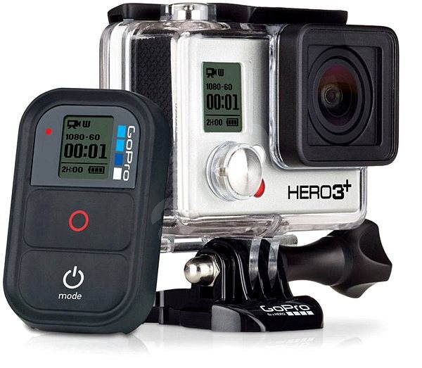 GOPRO HD HERO3+ Black Edition - Kamera
