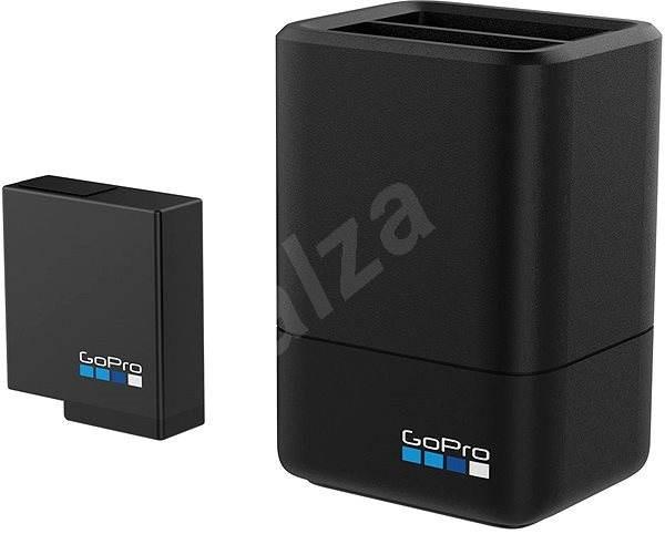 GOPRO Dual Battery Charger + Battery HERO - Nabíječka
