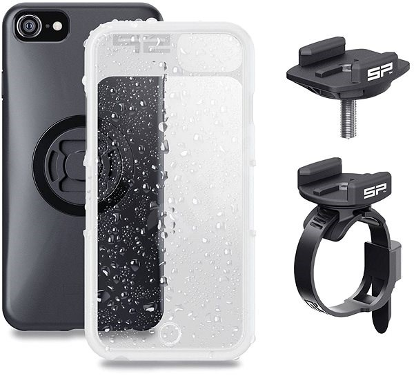 SP Connect Bike Bundle iPhone 8/7/6S/6 - Držák na kolo