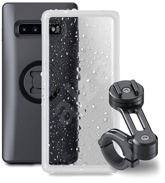 SP Connect Moto Bundle Samsung S10+ - Držák na mobilní telefon