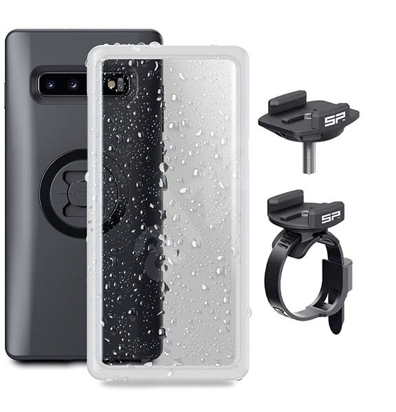 SP Connect Bike Bundle Samsung S10+ - Držák na mobilní telefon
