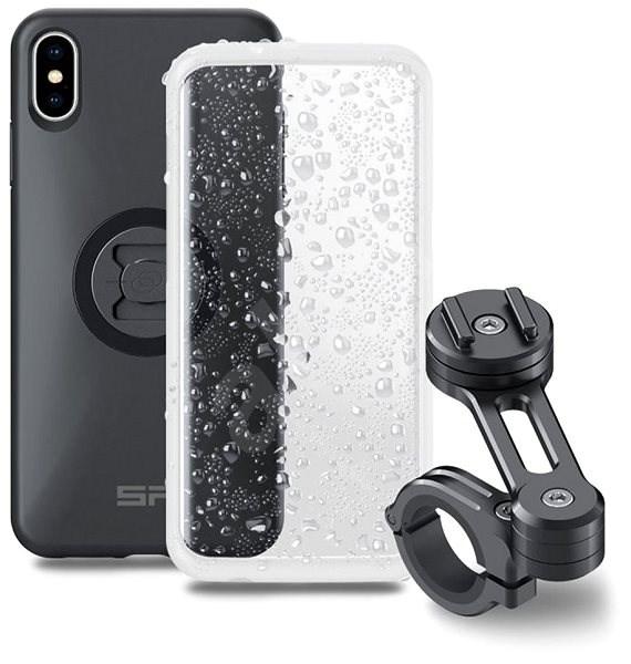SP Connect Moto Bundle iPhone XS Max - Držák na mobilní telefon