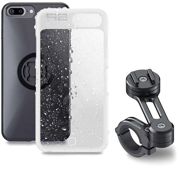 SP Connect Moto Bundle iPhone 8 Plus/7 Plus/6S Plus/6 Plus - Držák na mobilní telefon