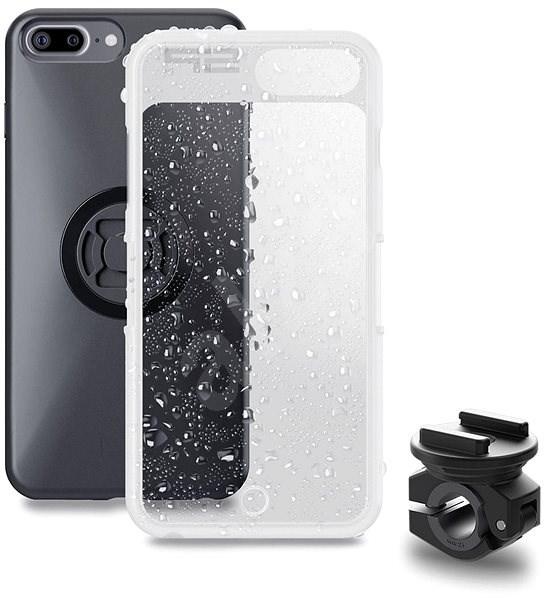 SP Connect Moto Mirror Bundle iPhone 8 Plus/7 Plus/6S Plus/6 Plus - Držák na mobilní telefon