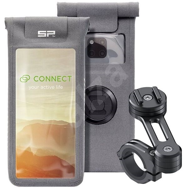 SP Connect Motorcycle Bundle II Universal Case M - Mobile Phone Holder