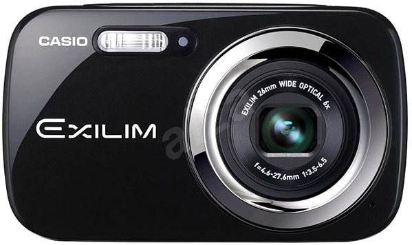 Casio Exilim EX-N5 černý - Digitální fotoaparát
