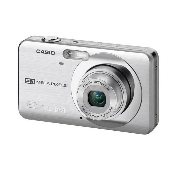Casio Exilim ZOOM EX-Z85 stříbrný  - Digitální fotoaparát