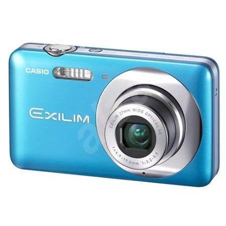 Casio Exilim ZOOM EX-Z800 BE modrý - Digitální fotoaparát