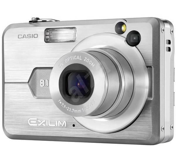 Digitální fotoaparát Casio EX Z850 - Digitální fotoaparát