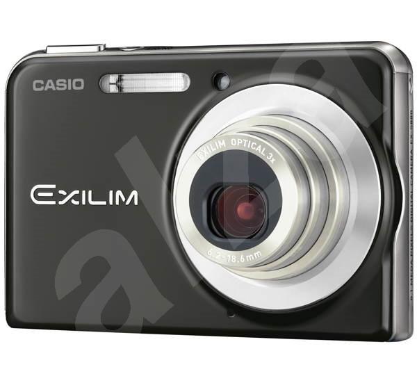 Digitální fotoaparát Casio Exilim CARD EX-S880 černý - Digitální fotoaparát