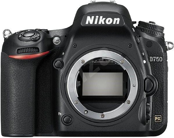 Nikon D750 tělo - Digitální fotoaparát