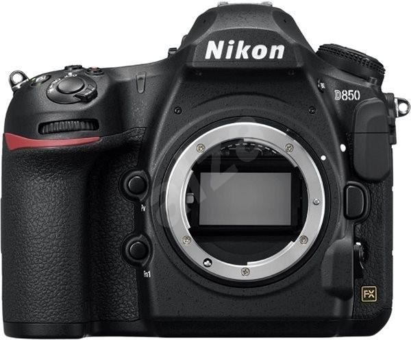 Nikon D850 tělo černé - Digitální fotoaparát