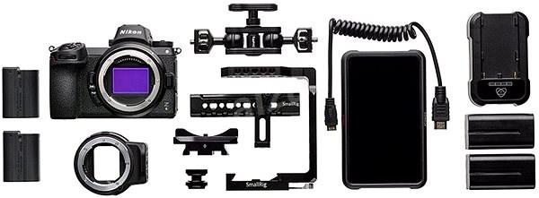 Nikon Z6 základní sada pro videosekvence RAW - Digitální fotoaparát