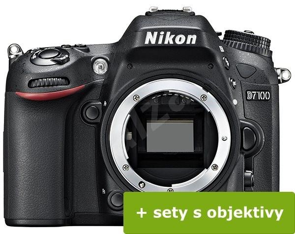 Nikon D7100  - Digitální zrcadlovka