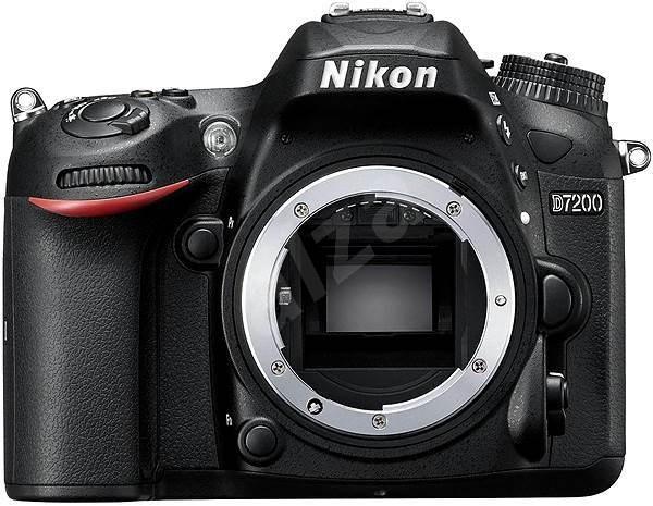 Nikon D7200 tělo černé - Digitální fotoaparát