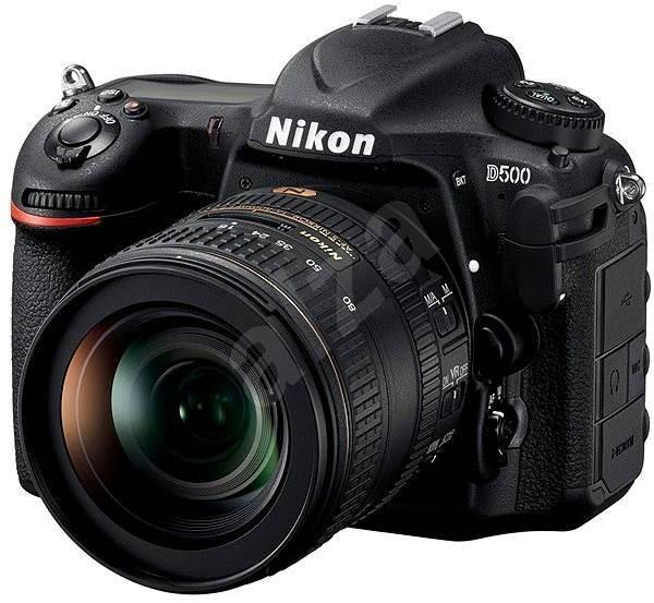 Nikon D500 + 16-80mm f/2.8-4.0E ED VR - Digitální fotoaparát