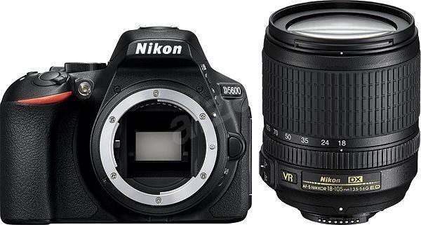 Nikon D5600 + 18-105mm VR - Digitální fotoaparát