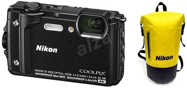 Nikon COOLPIX W300 černý Holiday Kit - Digitální fotoaparát