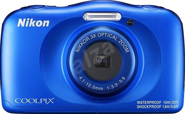 Nikon COOLPIX W150 modrý backpack kit - Dětský fotoaparát