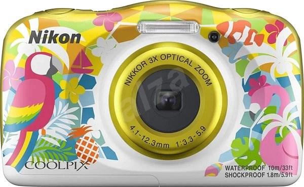 Nikon COOLPIX W150 Resort backpack kit - Dětský fotoaparát