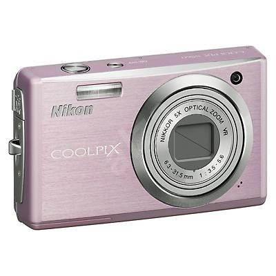 Nikon COOLPIX S500 - Digitální fotoaparát