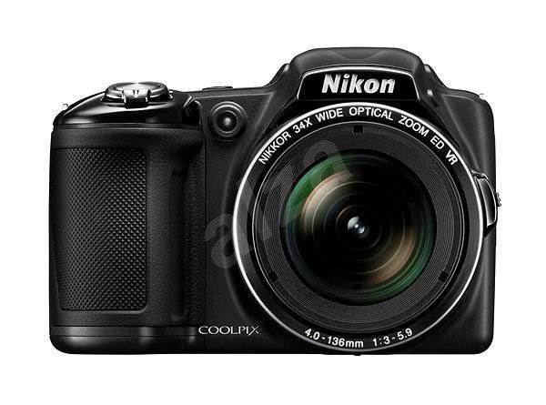 Nikon COOLPIX L830 black - Digitální fotoaparát