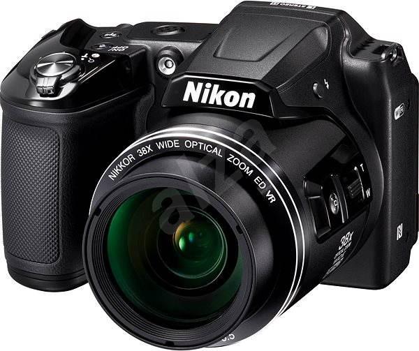 Nikon COOLPIX L840 černý + pouzdro - Digitální fotoaparát