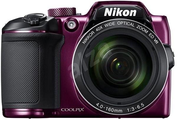 Nikon COOLPIX B500 fialový - Digitální fotoaparát