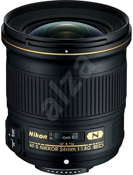 NIKKOR 24mm f/1.8G AF-S ED - Objektiv