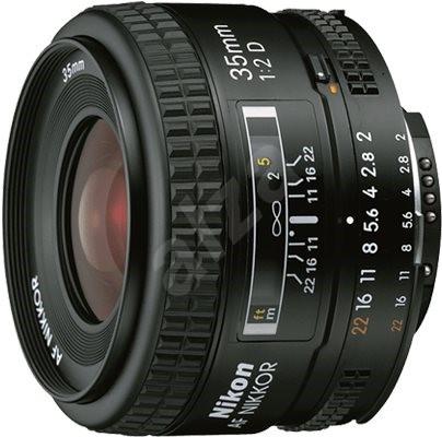 NIKKOR 35mm f/2.0 AF D A - Objektiv