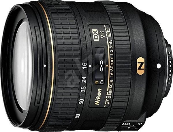 NIKKOR 16-80mm f/2.8-4E ED VR - Objektiv
