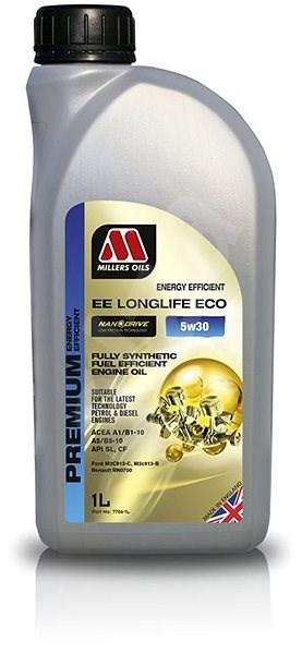 Millers Oils NANODRIVE - EE LONGLIFE ECO 5W-30 1l - Motorový olej