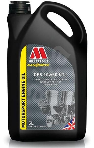 Millers Oils NANODRIVE - CFS 10w50 NT+ 5l - Motorový olej