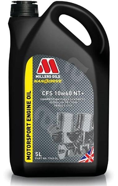 Millers Oils NANODRIVE - CFS 10w60 NT+ 5l - Motorový olej