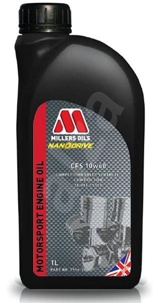 Millers Oils NANODRIVE - CFS 10w60 1l - Motorový olej
