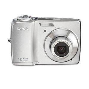 Kodak EasyShare C182 Zoom stříbrný - Digitální fotoaparát