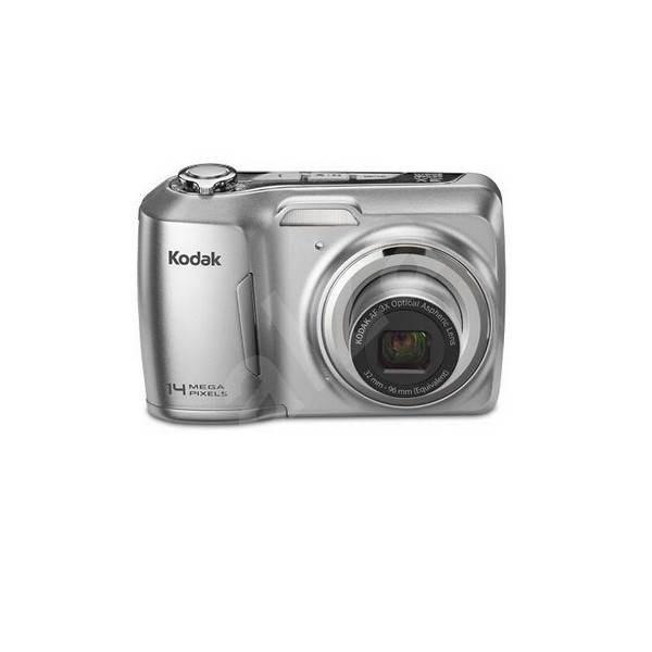Kodak EasyShare C183 Zoom silver - Digitální fotoaparát