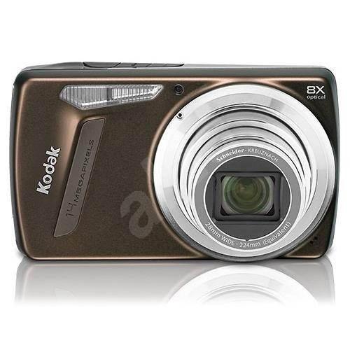 Kodak EasyShare M580 hnědý - Digitální fotoaparát