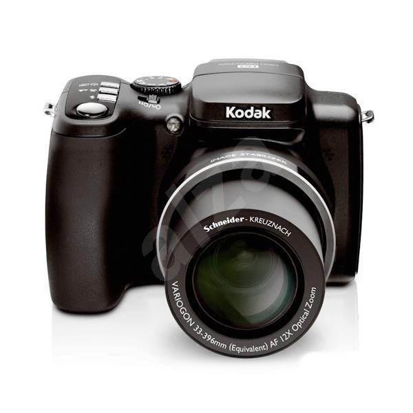 Kodak EasyShare Z1012 IS Zoom černý - Digitální fotoaparát