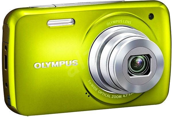 Olympus VH-210 green - Digitální fotoaparát