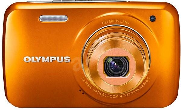 Olympus VH-210 orange - Digitální fotoaparát
