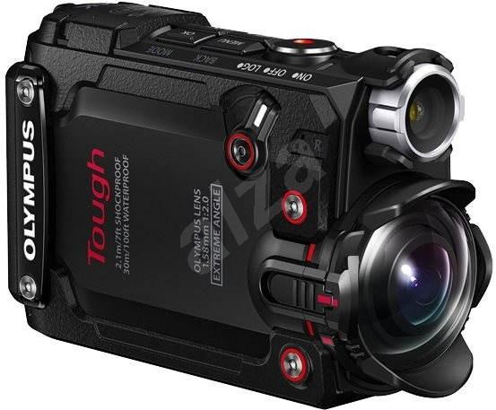 Olympus TOUGH TG-Tracker černý - Outdoorová kamera